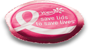 Yoplait: Save Lids to Save Lives