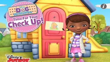 Doc McStuffins: Time For Your Check Up! App
