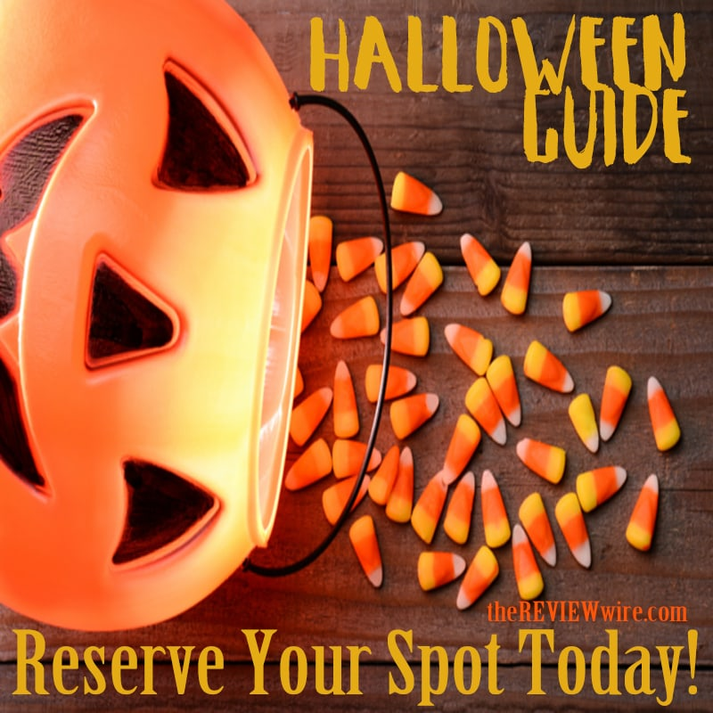 Halloween Guide Reserve Your Spot 2017