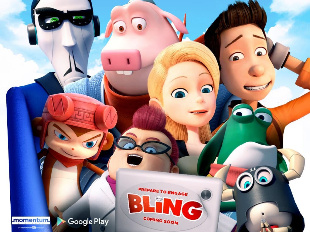 Bling-Animated Movie