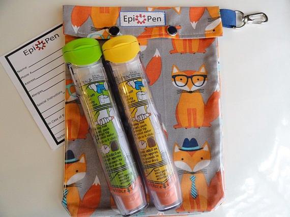 Epi Pen Carrier