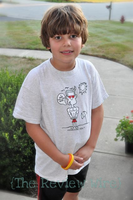 Good Boy Roy Review: T-Shirts