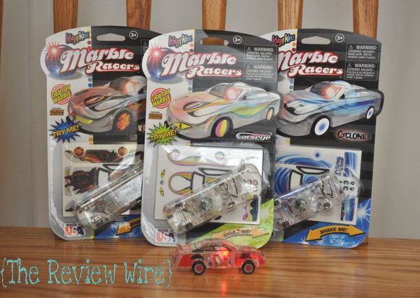 Light Up Marble Racers