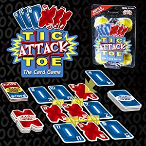Tic-Attack-Toe Review