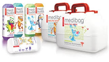 Me4Kidz Kid Friendly First Aid Kits