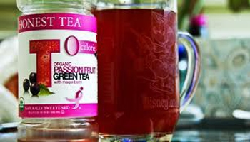 Honest Tea - Passion Fruit Green Tea