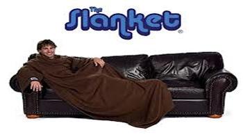 Slanket Review: The Original Blanket With Sleeves