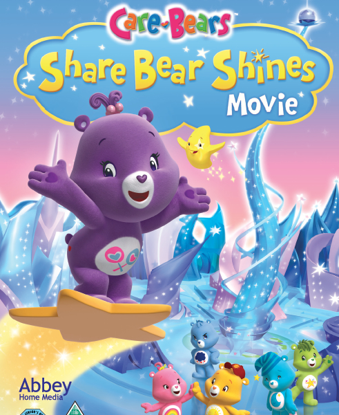 Care Bears Share Bear Shines