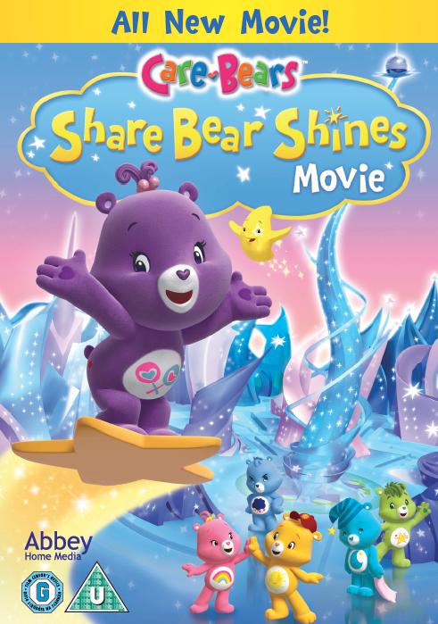 Care Bears Share Bear Shines