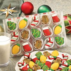 Holiday Cutie Cookies Cookies Gallery