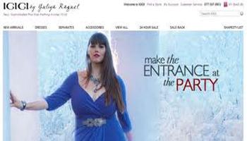IGIGI by Yuliya Raquel: Plus Size Clothing Review