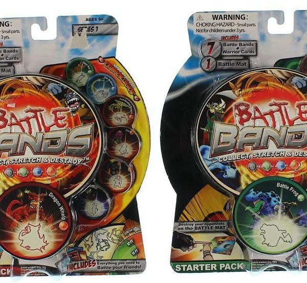 Battle Bands Starter Pack Collectable Game
