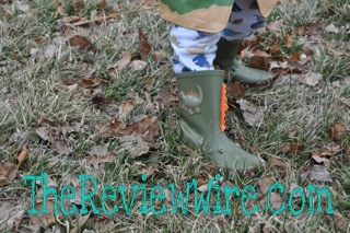 Kidorable Dinosaur Boots