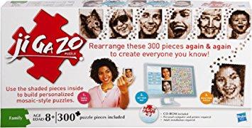 Hasbo's Ji Ga Zo Puzzle