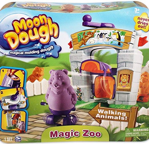 Moon Dough Magic Zoo