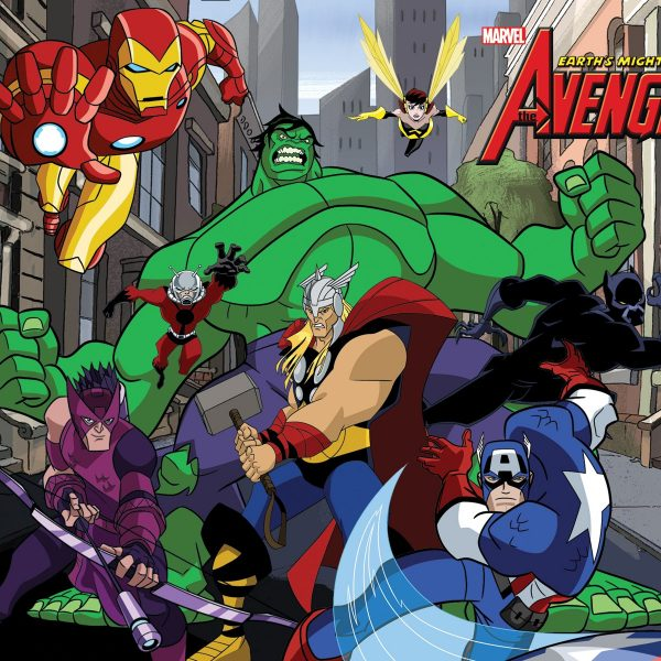 The Avengers: Earth's Mightiest Heroes Season 1