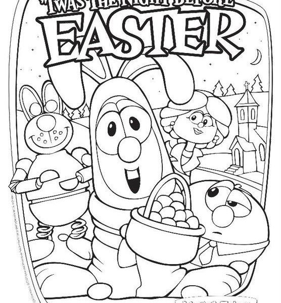 VeggieTales 'Twas The Night Before Easter