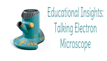 Educational Insights- Talking Electron Microscope Review