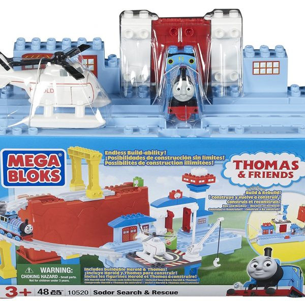 Mega Bloks Sodor Search and Rescue