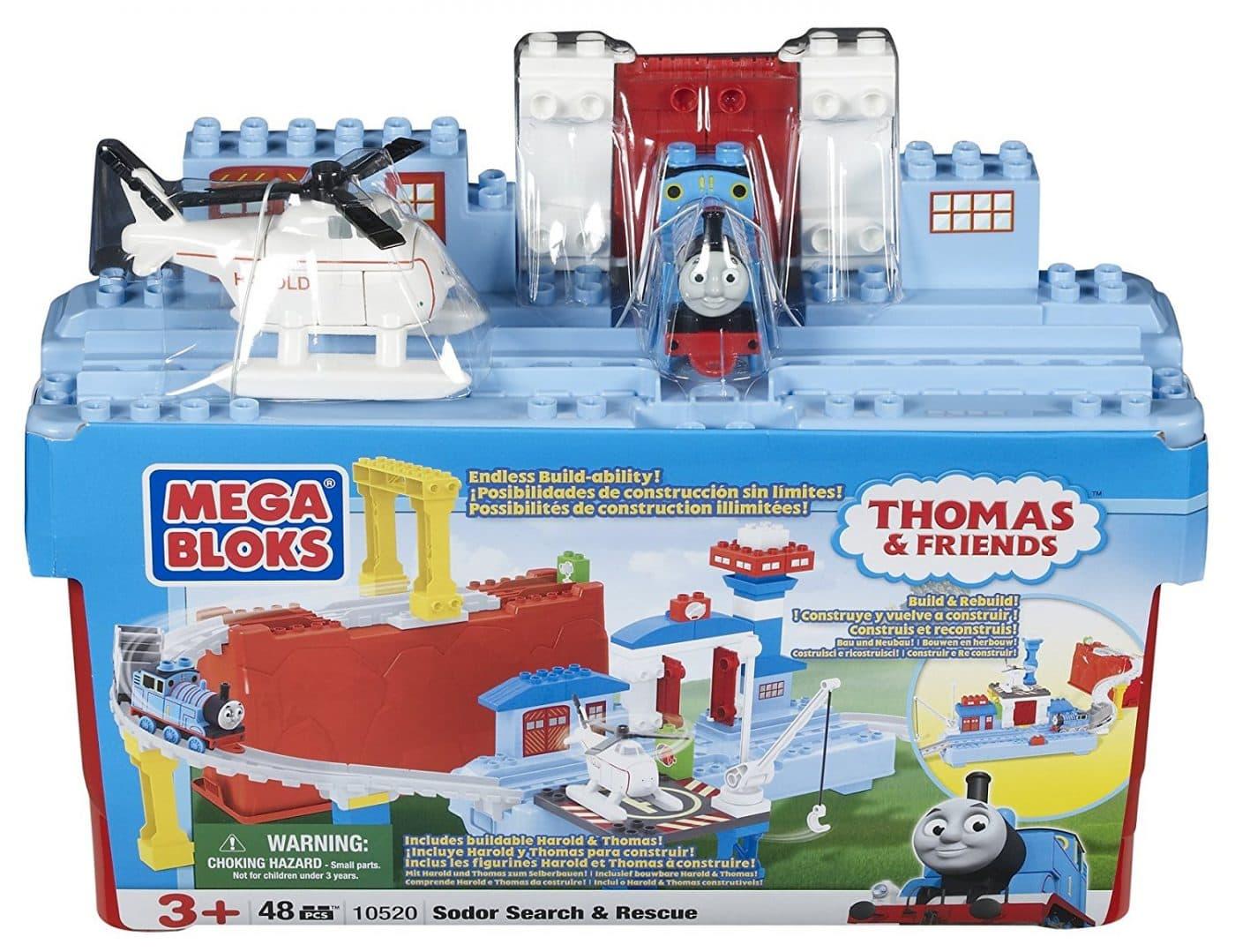 Mega Bloks Sodor Search and Rescue