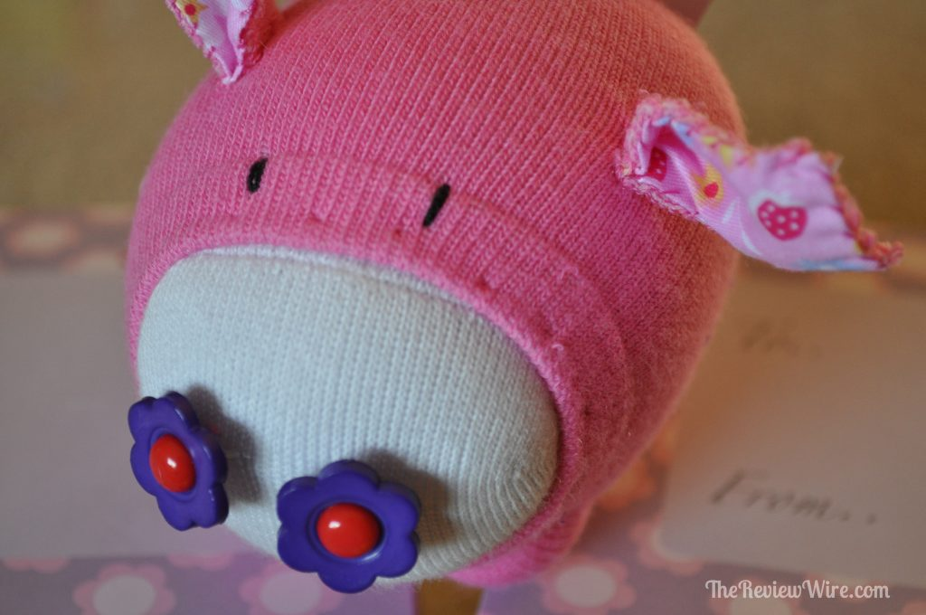Piggy Wiggies Pink Pig