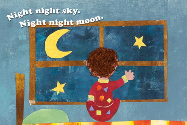 The Night Night Book by Marianne Richmond