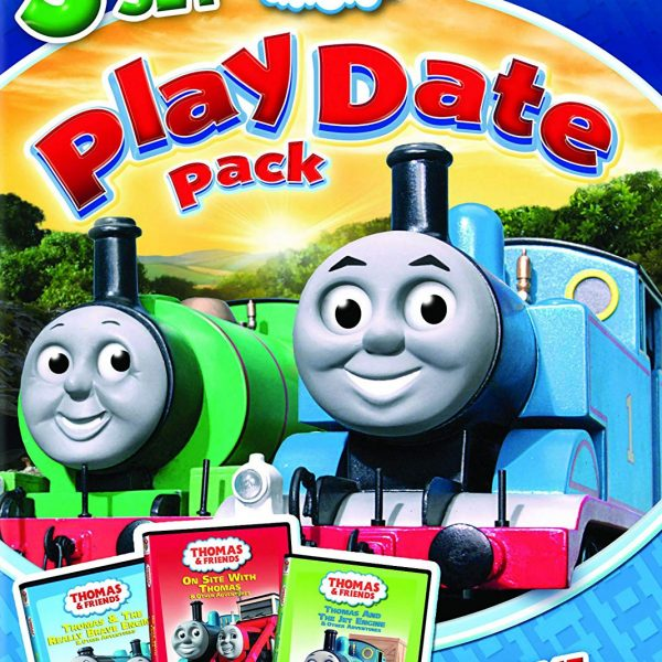 Thomas & Friends PlayDate 3 DVD Set