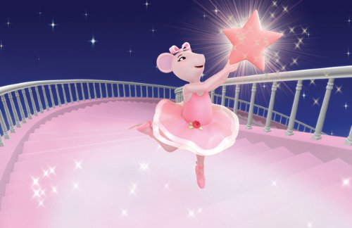 Angelina Ballerina: Pop Star Girls