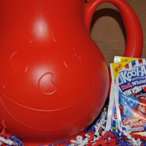 Kool-Aid Review: Red, White'n Blue Summer Punch