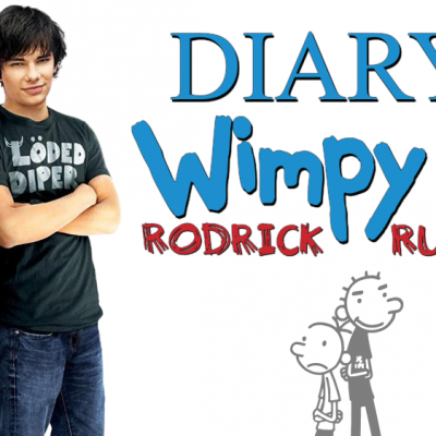 Diary of a Wimpy Kid: Rodrick Rules + Printable Activities