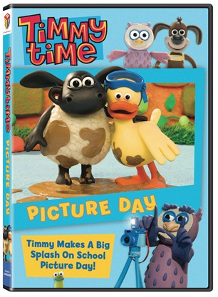 Timmy Time: Picture Day DVD
