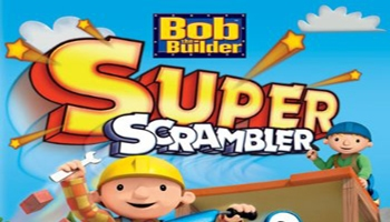 Bob the Builder Super Scrambler