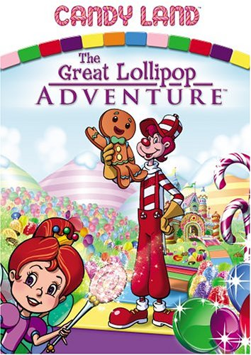 Candyland: The Great Lollipop Adventure