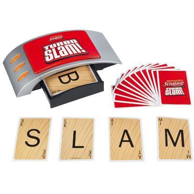 Hasbro Scrabble Turbo Slam