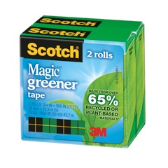 Scotch Magic Greener Tape Refills