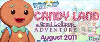 Kidtoons :: Candyland: The Great Lollipop Adventure!