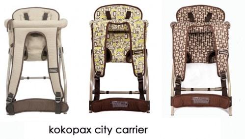 kokopax carriers