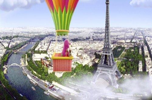 Barney: Big World Adventure