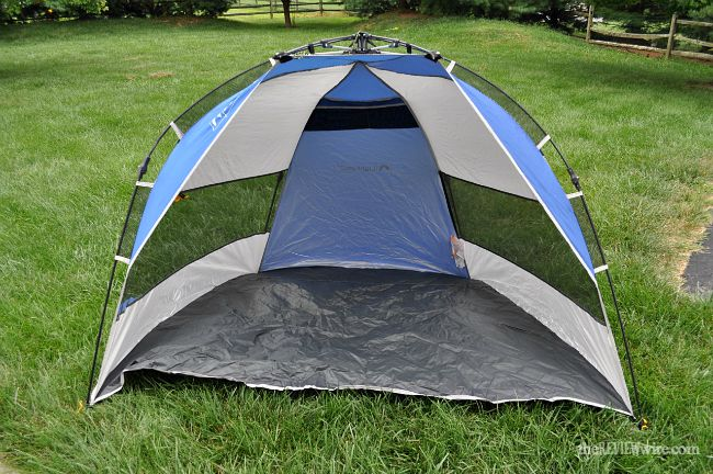 Lightspeed Tent