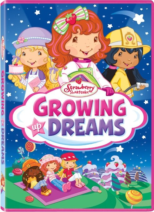 Strawberry Shortcake Growing Up Dreams