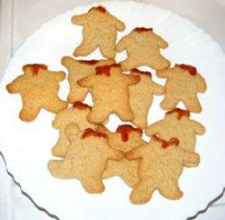 headless gingerbread larger