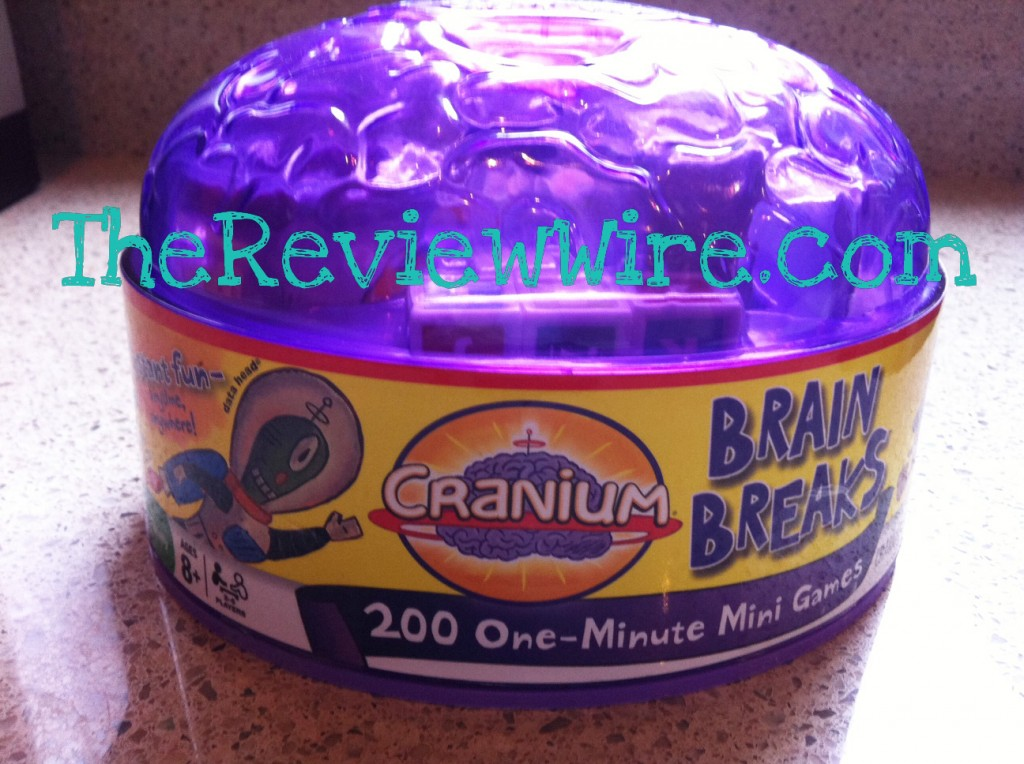 Cranium: Brain Breaks Review