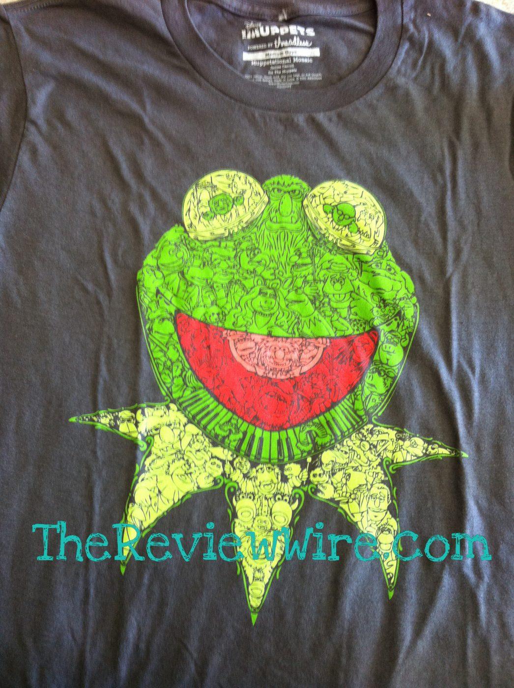 Muppets T Shirt Review