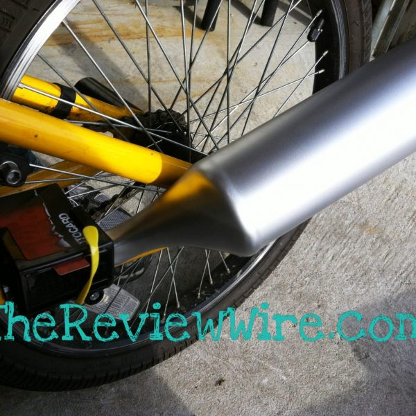 Turbospoke Review: Bicycle Exhaust System