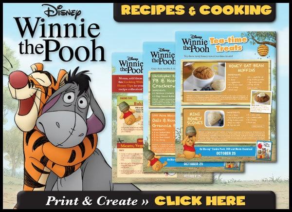 Winnie The Pooh: FREE Downloads