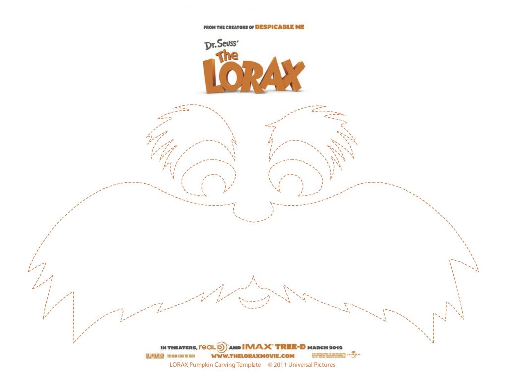 lorax_pumpkin_stencil