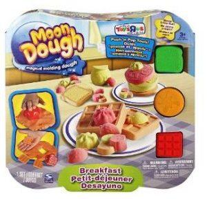 moon dough breakfast
