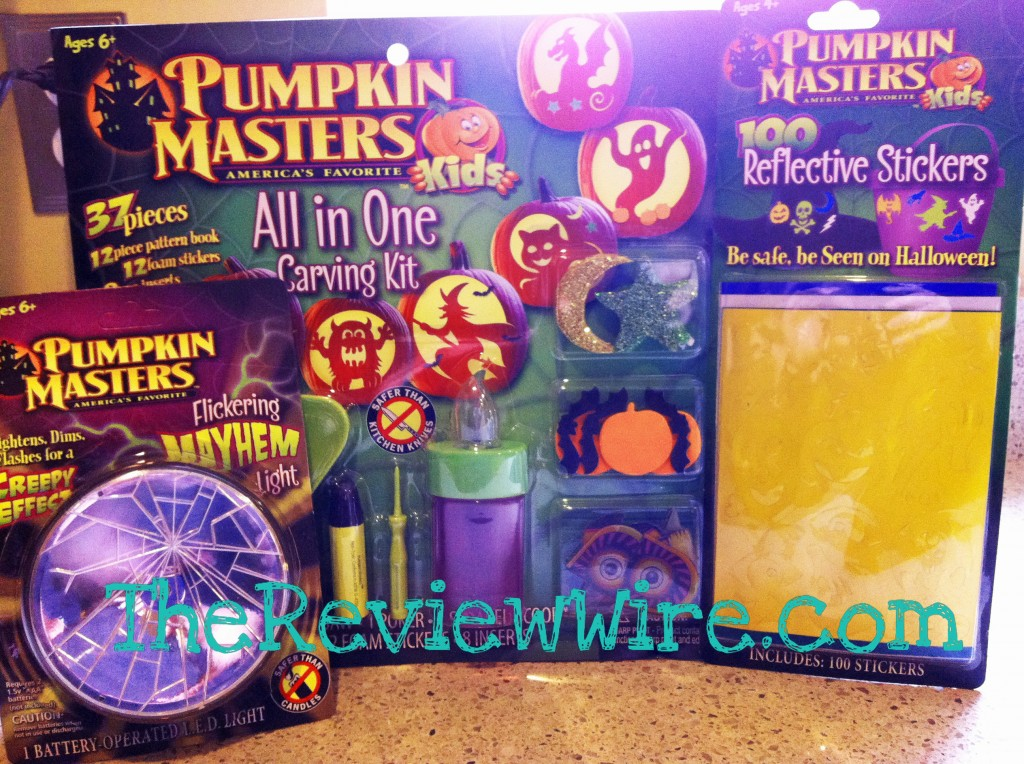 Pumpkin Masters Review