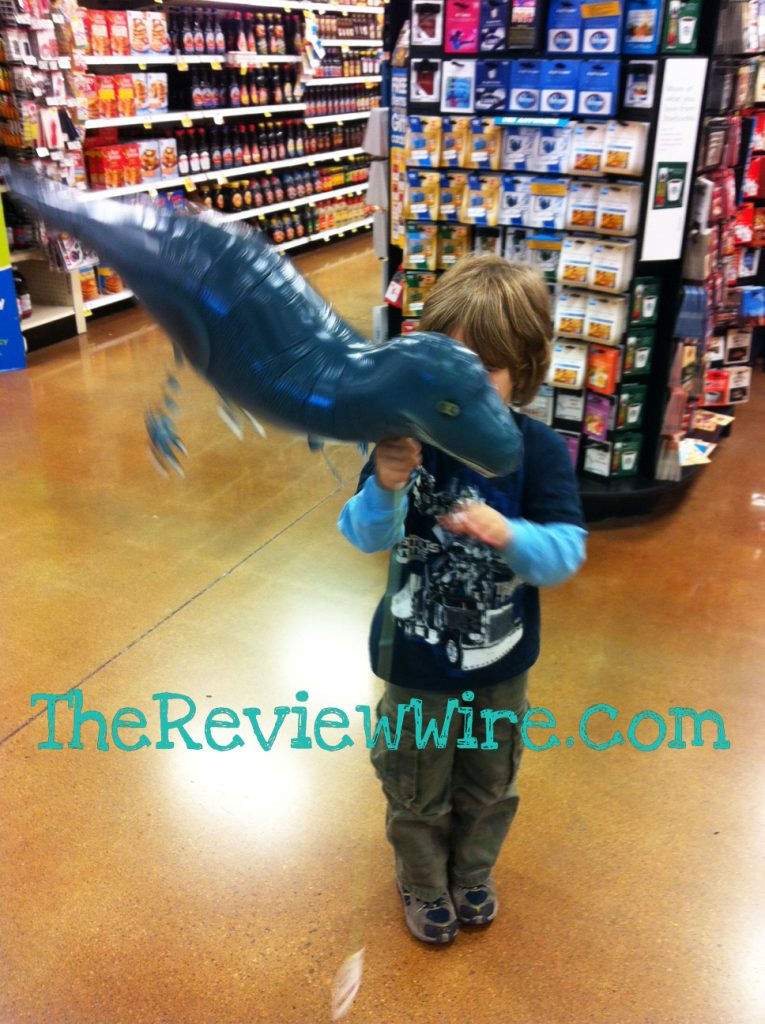 The Review Wire: MyOwn Pet Balloon