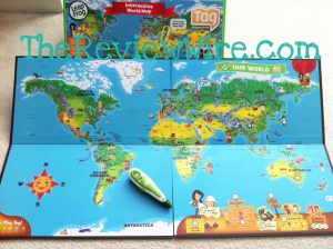 Tag Interactive World Map Review